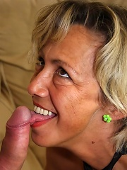 The Blonde In Fuck Me Pumps Is His Mother In Law And He Fucks Her Anyway^my Wifes Mom Mature Porn Sex XXX Mom Picture Pics