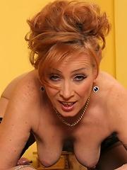 Black Cock Loving Grandma Gets Stuffed!^hot 60 Club Mature Porn Sex XXX Mom Picture Pics