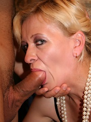 Horny Matures Enjoying A Wild Threesome^fuck Mature Mature Porn Sex XXX Mom Free Pics Picture Gallery
