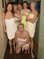 Ever Wanted To Take A Peek In A Mature Sauna^mature Nl Mature Porn Sex XXX Mom Free Pics Picture Gallery