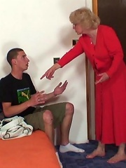 The Fat Dick Does A Granny^my Wifes Mom Mature Porn Sex XXX Mom Picture Pics