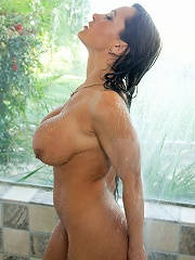 Busty Cougar MILF Ready To Get Wet And Wild In The Shower^anilos Mature Porn Sex XXX Mature Mom Free Pics Picture Gallery