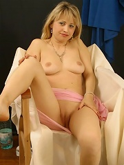 Mature Blonde Candy Plays With Her Heavy Melons^matures World Mature Porn Sex XXX Mom Free Pics Picture Gallery