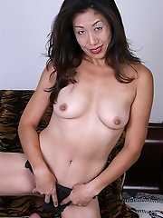 Exotic Milf In Black Lingerie Peels And Spreads Her Asian Pussy^all Over 30 Mature Porn Sex XXX Mom Free Pics Picture Gallery