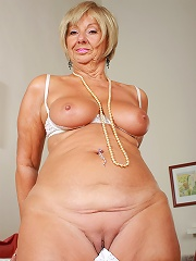 At 62 Years Old Samatha T Keeps Her Older Pussy Cleanly Shaven^all Over 30 Mature Porn Sex XXX Mom Picture Pics