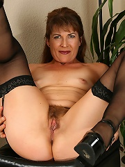 Andie Shows Off Her Denim Skirt Before Showing Off Her Hairy Pussy^all Over 30 Mature Porn Sex XXX Mature Mom Free Pics Picture Gallery