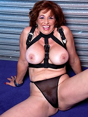 Shy Sheri And Her Big, Black Dildo^40 Something Mag Mature Porn Sex XXX Mom Free Pics Picture Gallery